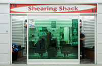 The Shearing Shack 2